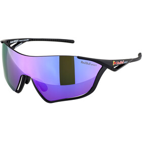 Red Bull SPECT Flow Zonnebril, zwart/violet